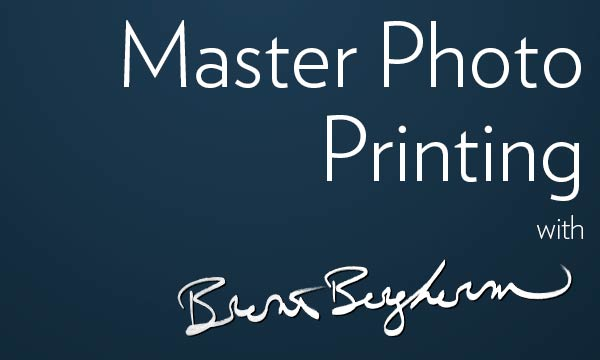 Master Print Course and Screen Calibration - Master
